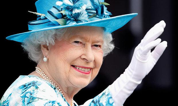 Isabel II, la reina