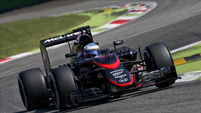 Mclaren Honda Monza