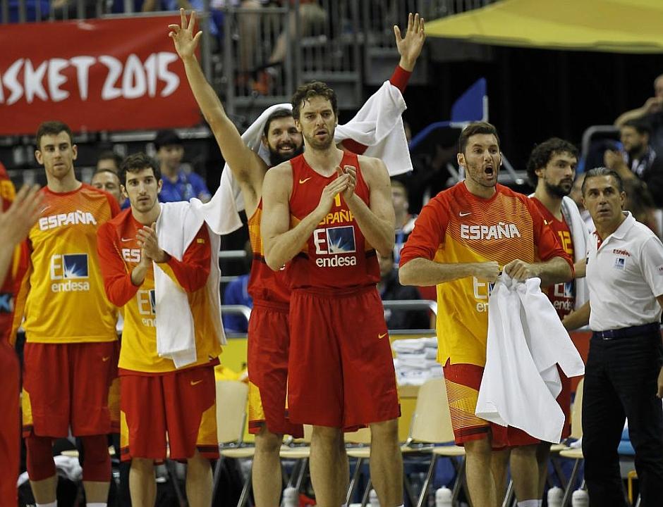 baloncesto espana turquia