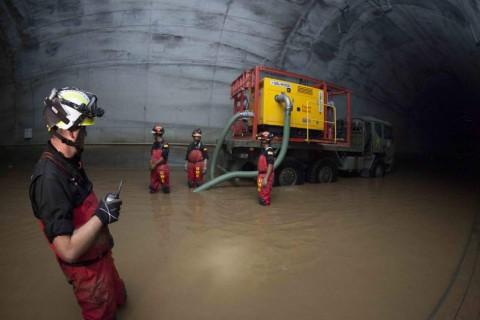 UME tuneles del AVE