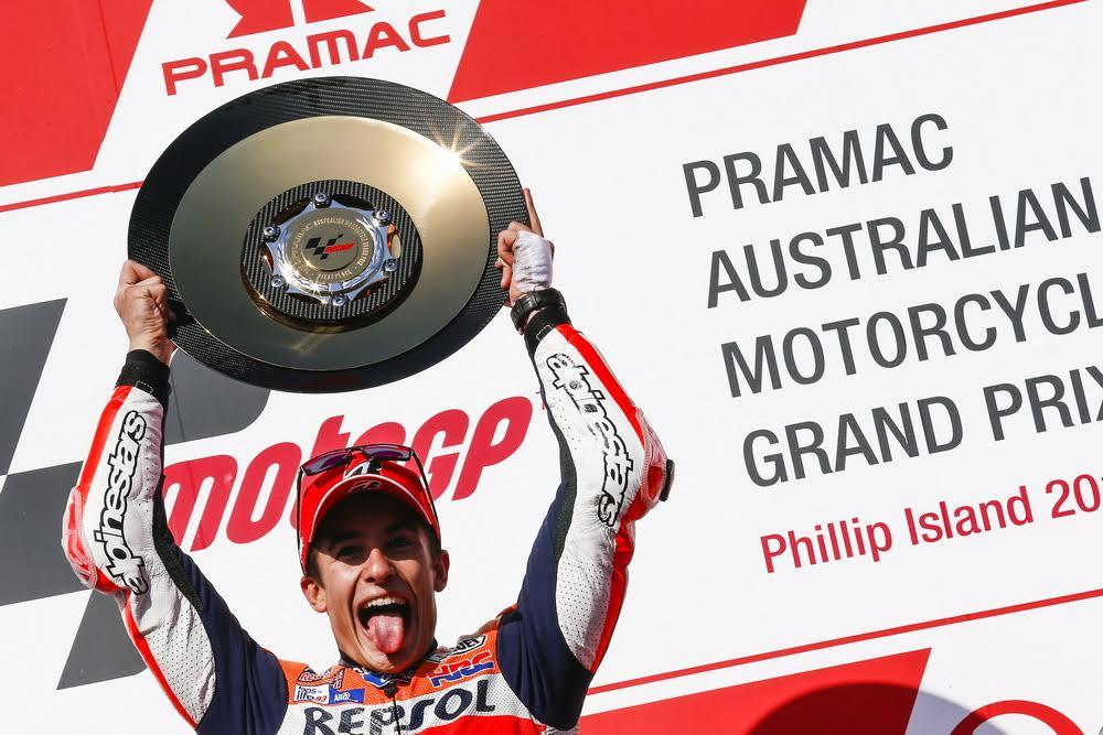16 Australia 15, 16, 17 y 18 de octubre de 2015; circuito de Phillip Islan.  MotoGP; mgp; motogp