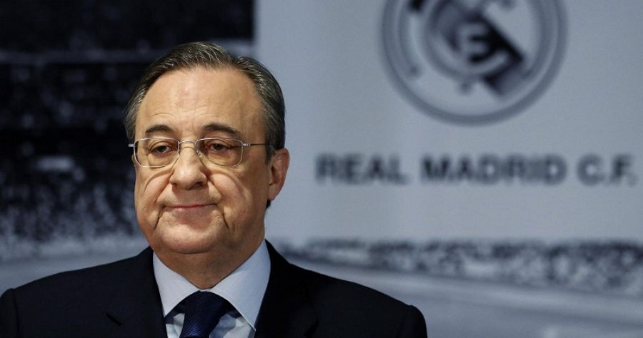 florentino real madrid tv