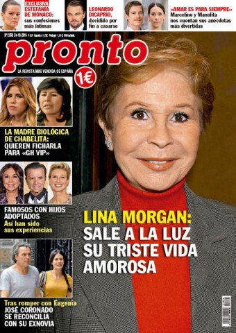 pronto lina morgan