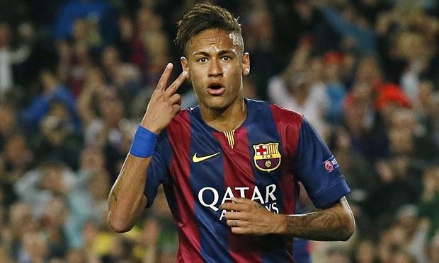 Un gran negocio llamado Neymar
