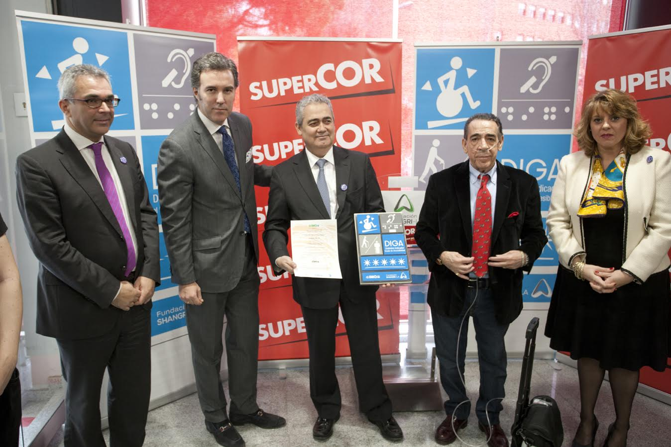 supercor accesible