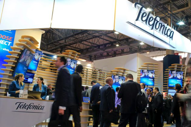 telefonica mobile