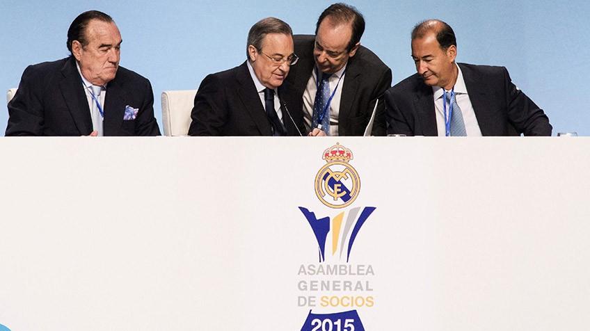 asamblea socios real madrid