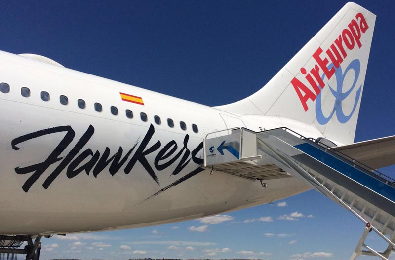 hawkers-air-europa