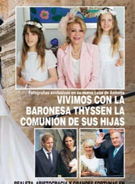 thyssen comunion