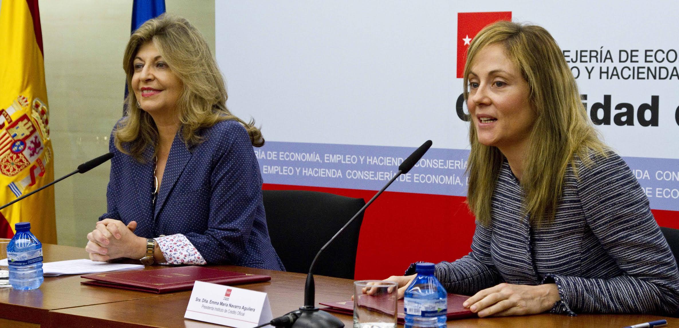ICO Comunidad Madrid