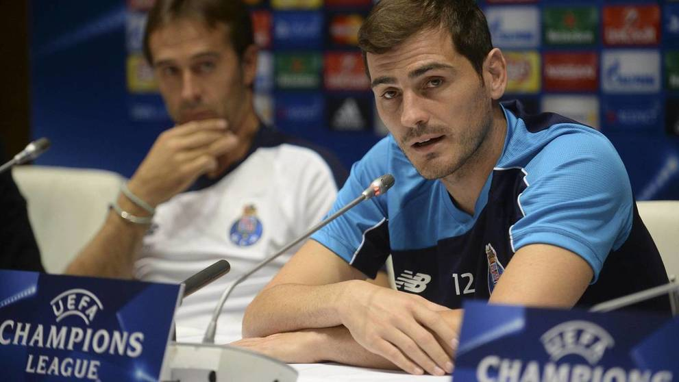 lopetegui casillas