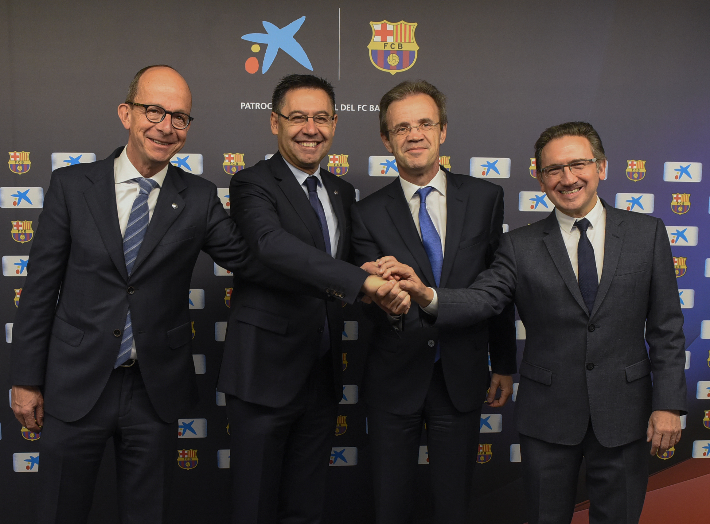 Acuerdo caixa barcelona