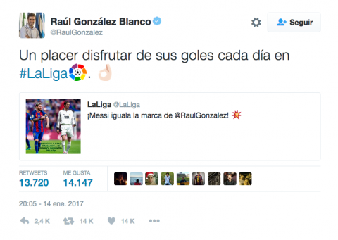 Tuit Raul