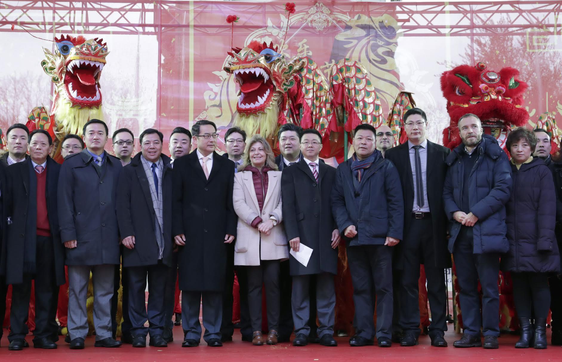 madrid exporta china