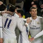 real madrid villareal victoria gol