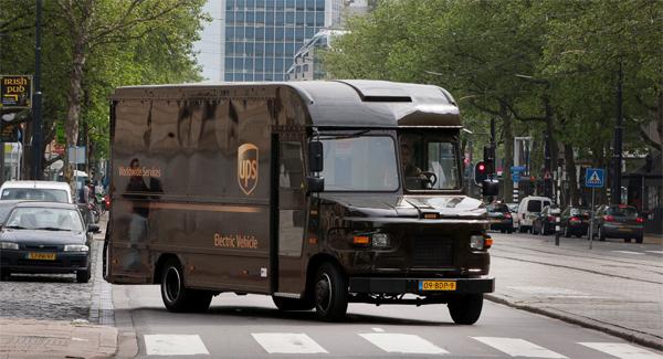 Por qué los vehículos de la empresa de mensajería UPS no giran a la ...