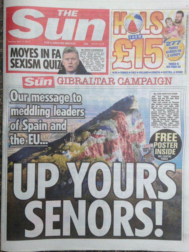 The Sun Gibraltar