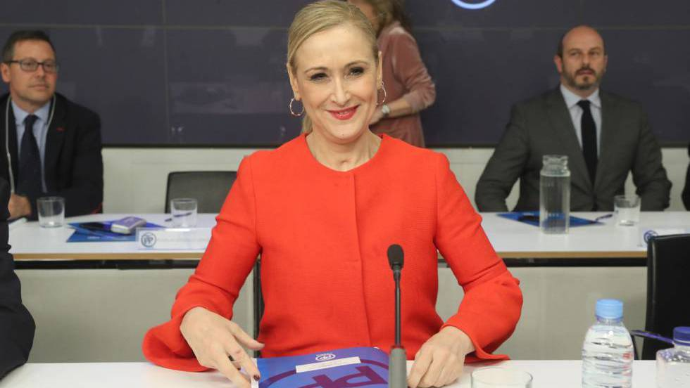 cifuentes comision
