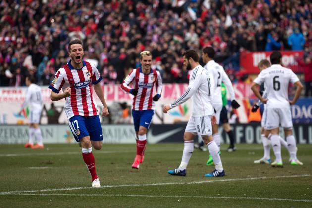 Atletico 4 a 0