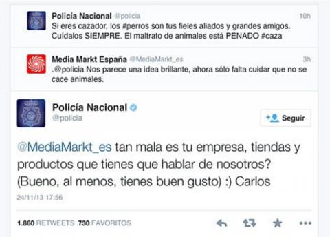 Media Markt Policia