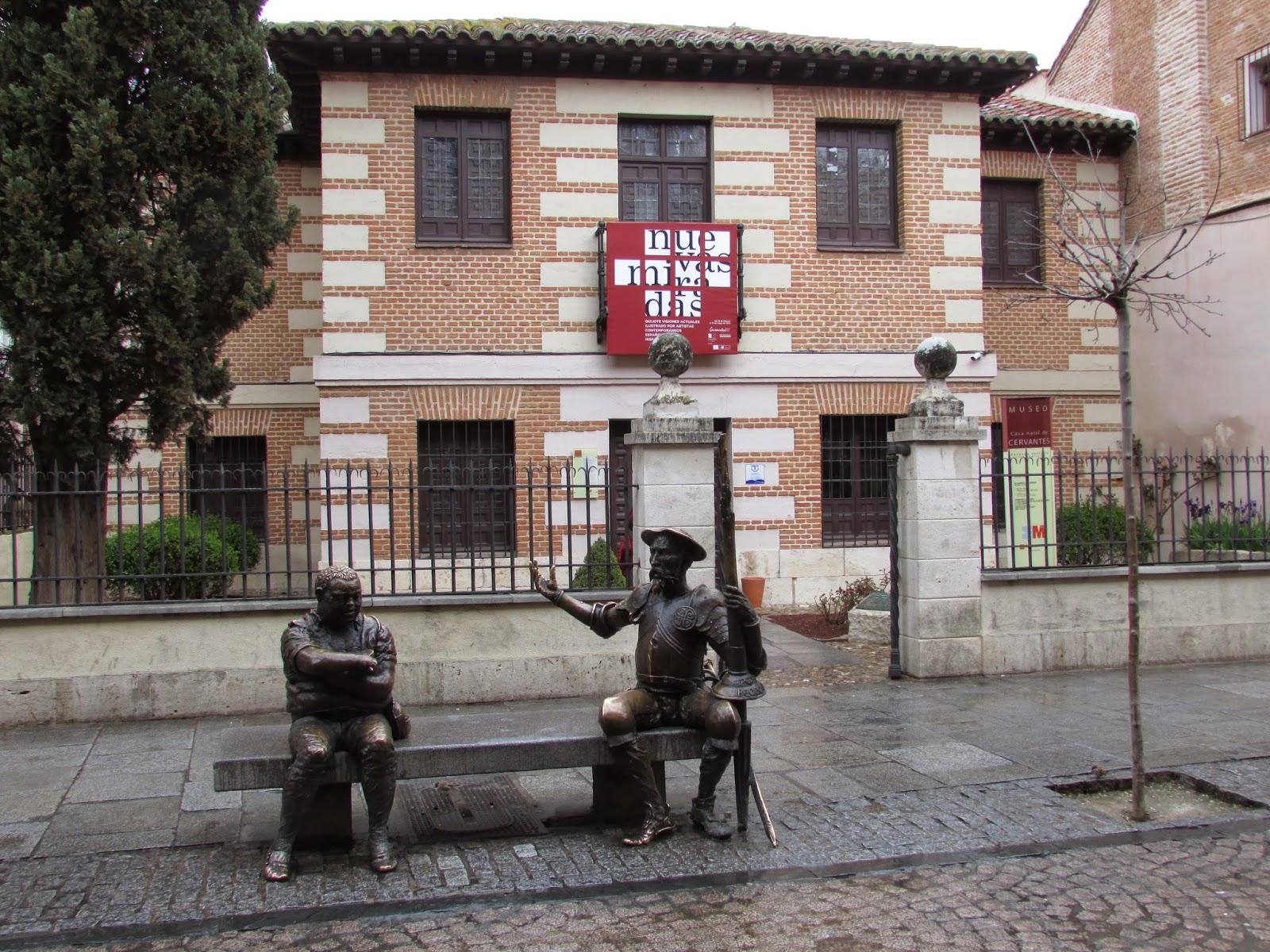 museo casa natal cervantes