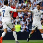 ronaldo asensio real madrid