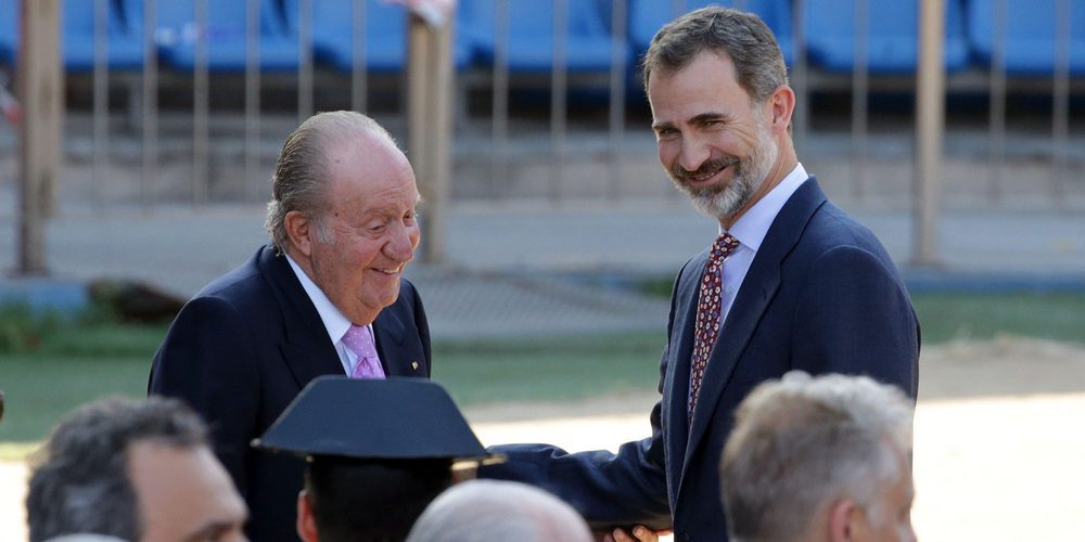 Juan Carlos Felipe VI