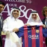 Qatar-barcelona