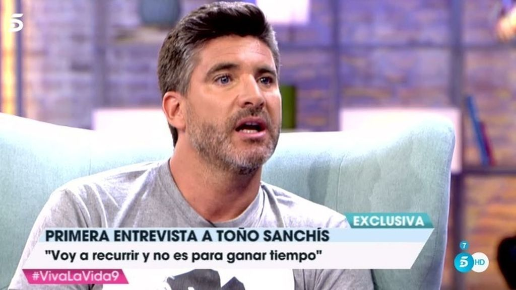 Tono Sanchis toni moreno