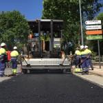 asfaltado comunidad de madrid