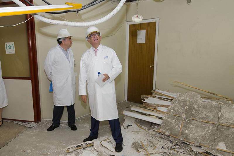 obras hospitales madrid