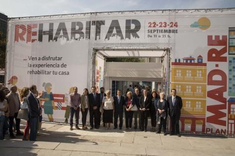 Inauguración REHABITAR 17 - 001