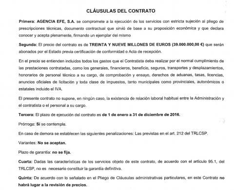 Contrato EFE Estado 2