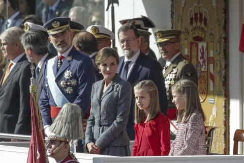 Felipe VI Fiesta Nacional
