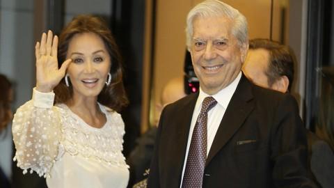 Vargas Llosa Preysler