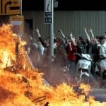 barcelona disturbios