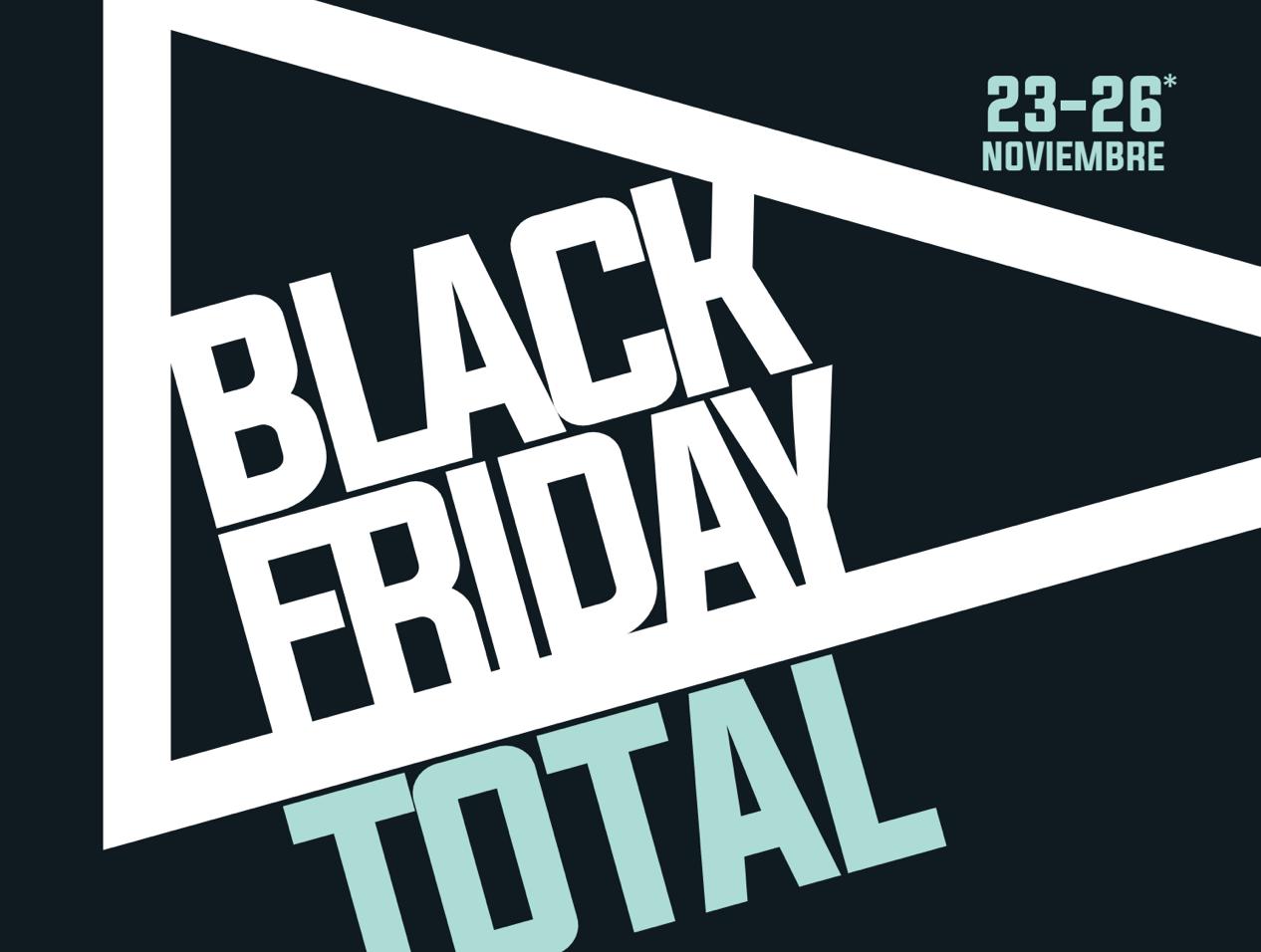 400891f32e El Corte Inglés celebra el Black Friday con ofertas únicas y descuentos de  hasta el 40%