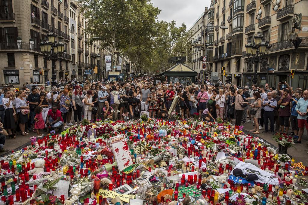Resultado de imagen de ataque terrorista barcelona las ramblas