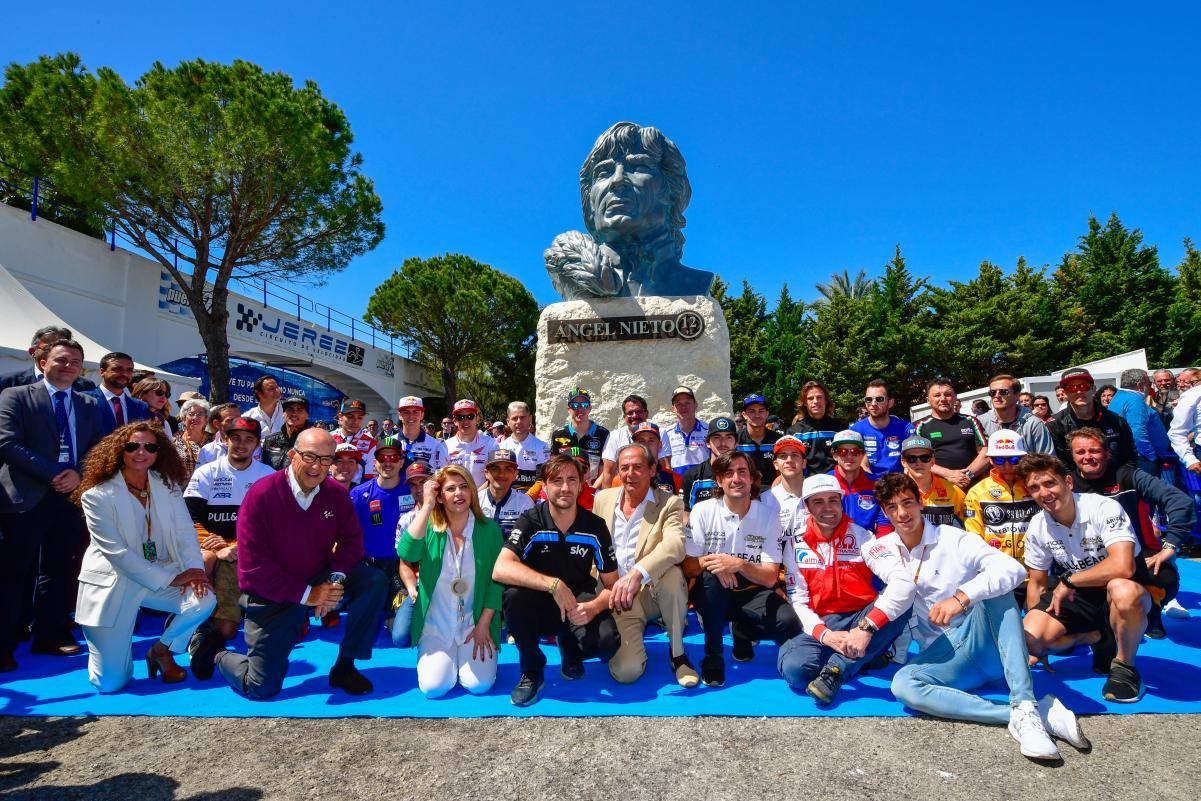 Circuito De Jerez : El circuito de jerez acogerá tres años más el mundial de motociclismo