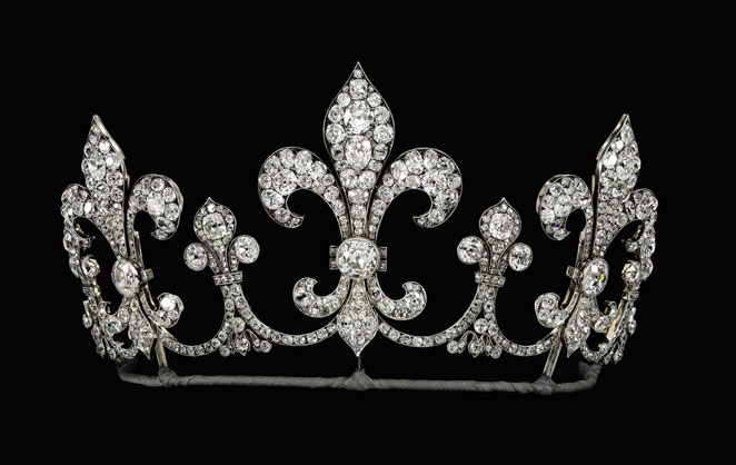 9370f7d3cb1d Las joyas de la reina María Antonieta de Francia y de la familia ...