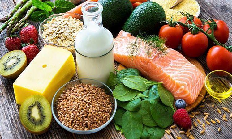 Comida sana y la importancia de la selección de ingredientes ...