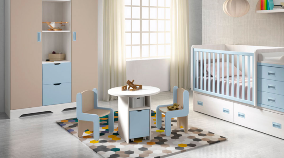 Algunas claves para decorar una habitación infantil que se ...